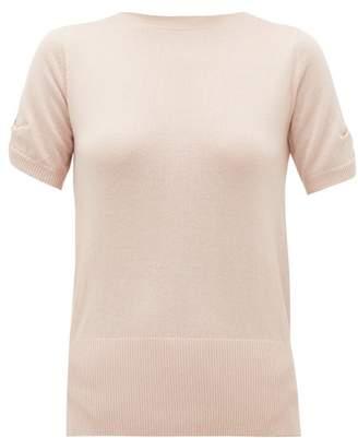 Max Mara Osteo Sweater - Womens - Light Pink