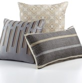 Hotel Collection Modern Colonnade Coverlet Collection, Created for Macy's