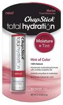 ChapStick® Total Hydration Moisture + Tint Lip Balm - Merlot - 0.12oz
