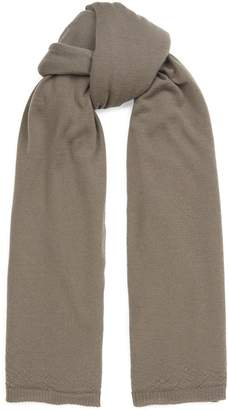 Rick Owens Merino Wool Scarf
