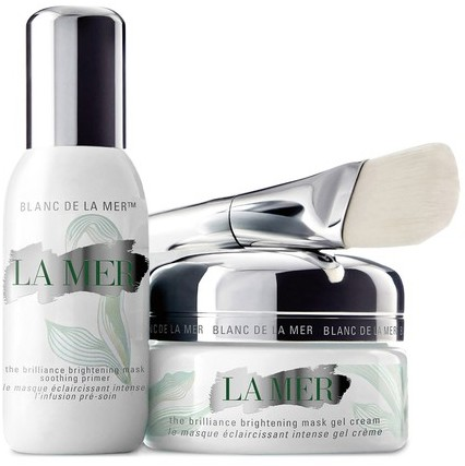 Thumbnail for your product : La Mer the brightening Mask 30+50 ml
