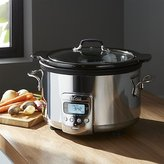 Crate & Barrel All-Clad ® 4 qt. Slow Cooker