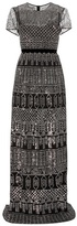 Burberry Sequinned Cotton Gown