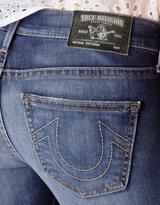 True Religion Victoria Skinny Womens Jean