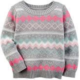 Carter's Fair Isle Sweater