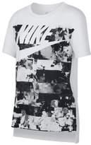 Nike Girl's Hyperfade Graphic Tee