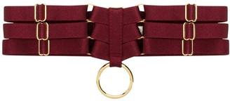 Bordelle Merida bondage collar