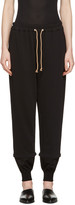 Nehera Black Jogging Lounge Pants