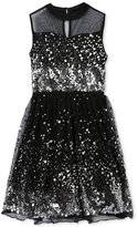 Speechless Sequined Party Dress, Big Girls Plus (8-20)