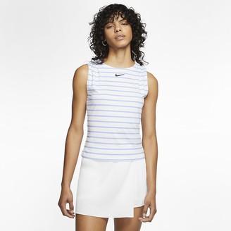 Nike Women's Tennis Tank NikeCourt Dri-FIT Maria