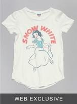 Junk Food Clothing Toddler Girls Snow White Tee-sugar-3t