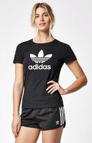adidas Trefoil Short Sleeve T-Shirt