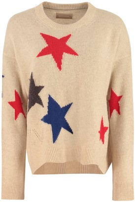 Zadig & Voltaire Markus Crew-neck Cashmere Sweater