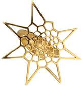Eina Ahluwalia Star Cell Fractal Ring