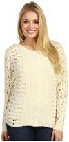 Quiksilver Cozy Coast Sweater (Stone) - Apparel