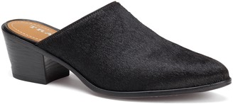 Trask Teresa Genuine Calf Hair Mule