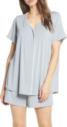Barefoot Dreams Luxe Jersey Short Pajamas