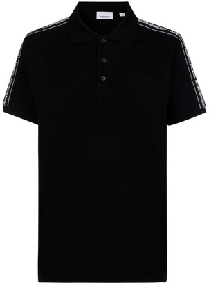 Burberry Logo Band Polo Shirt