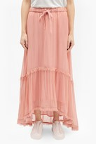 French Connection Connie Chiffon Maxi Skirt