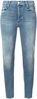 Mother Graffiti Girl jeans - women - Cotton/Polyester/Spandex/Elastane - 24