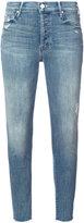 Mother Graffiti Girl jeans - women - Cotton/Polyester/Spandex/Elastane - 25