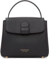 Burberry Black Small Camberley Bag