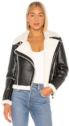 superdown Genna Zip Up Jacket