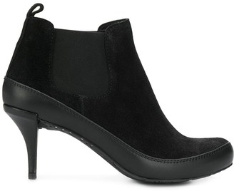 Pedro Garcia Mid-Heel Ankle Boots