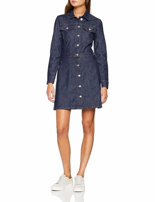 Wood Wood Women's Cori dress Midi A-Line Skirt