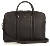 Givenchy Grained-leather Briefcase
