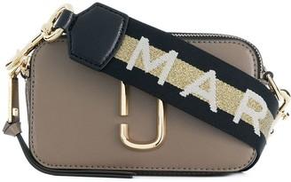 Marc Jacobs Saffiano Snapshot camera bag