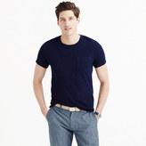 J.Crew Wallace & Barnes indigo pocket T-shirt
