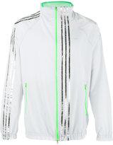 adidas Striped Track Jacket - men - Polyamide/Polyester - S