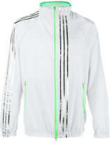 Adidas By Kolor Striped Track Jacket