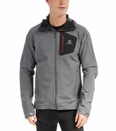 Salomon Men's Parmelan Softshell Running Jacket 7538750