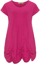 Isolde Roth Plus Size T-shirt with decorative seam