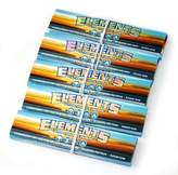 Element 5 x Ultra thin Rice Papers CONNOISSEUR King Size Slim + TIPS