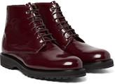 Want Les Essentiels - Montoro Patent-leather Boots