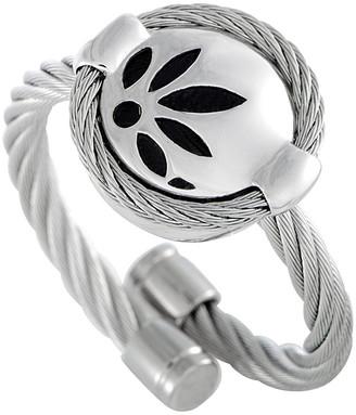 Charriol Stainless Steel Ring
