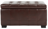 Safavieh Small Manhattan Storage Bench