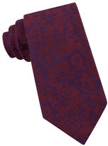 Calvin Klein Four in Hand Silk Blend Abstract Tie