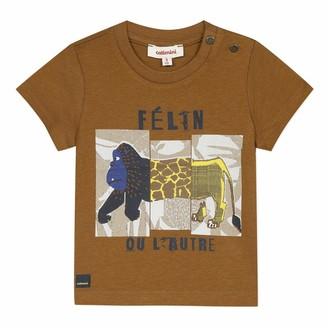 Catimini Baby Boys' Cq10052 Tee Shirt T