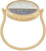 Aurelie Bidermann Chivor topaz and sapphire ring