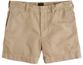 "J.Crew 5"" Stanton short in garment-dyed cotton"