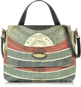 Gattinoni Planetarium Medium Top Handle Satchel Bag