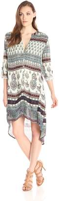 Raga Women's Caravan Tunic White/Multi Medium