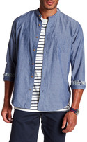 Tailor Vintage Long Sleeve Chambray Shirt