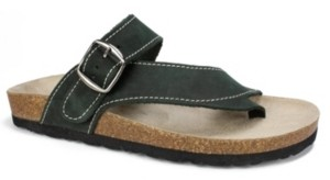 White Mountain Women's Carly Footbed Sandals Women's Shoes
