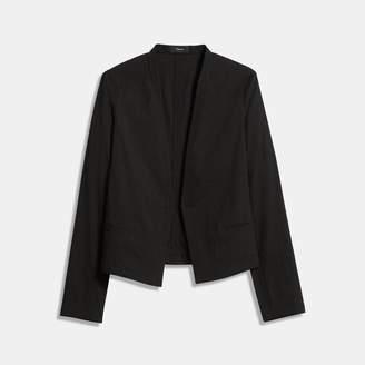 Theory Good Linen Clean Blazer