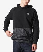 adidas Men's Pullover Hoodie Sweatshirt